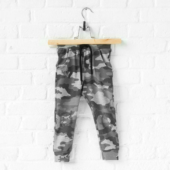 Lucky No. 7 Camo Splash Pants