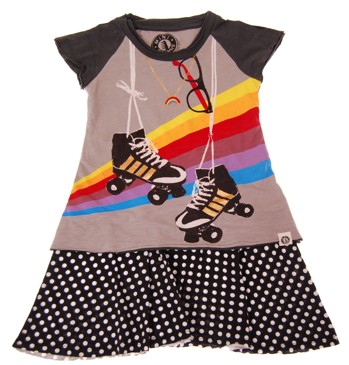 Mini Shatsu Roller Derby Dress