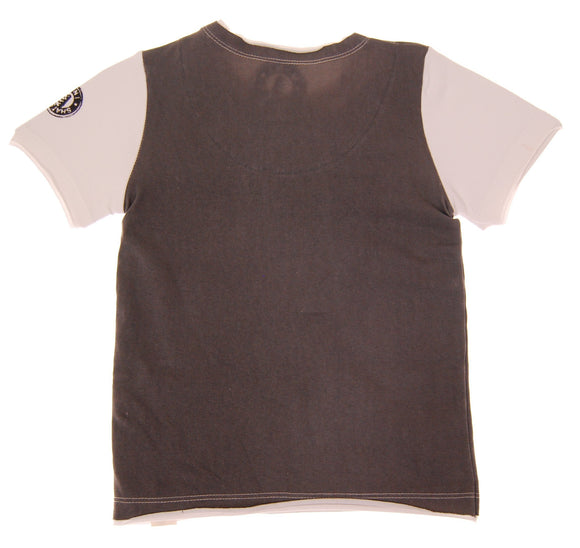 Mini Shatsu Summer Vest Tee