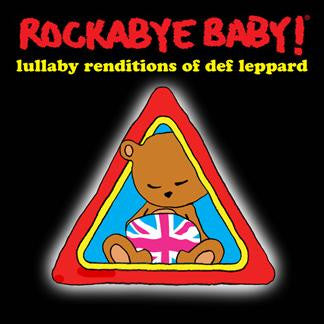 Rockabye Baby Lullaby Renditions of Def Leppard