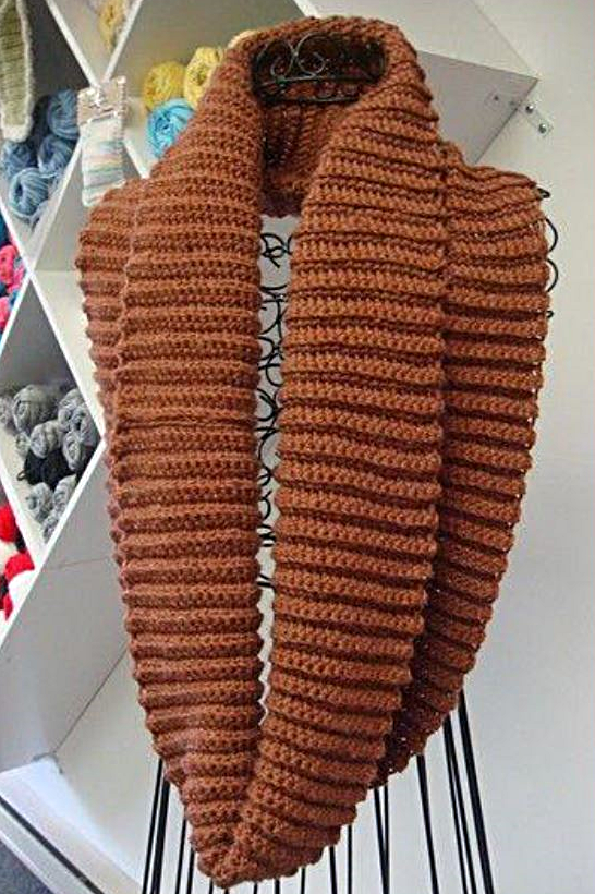 Crochet - Cool Weather Cowl