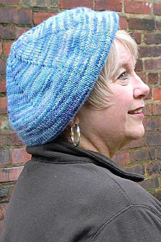 Knitting - Tam Topper