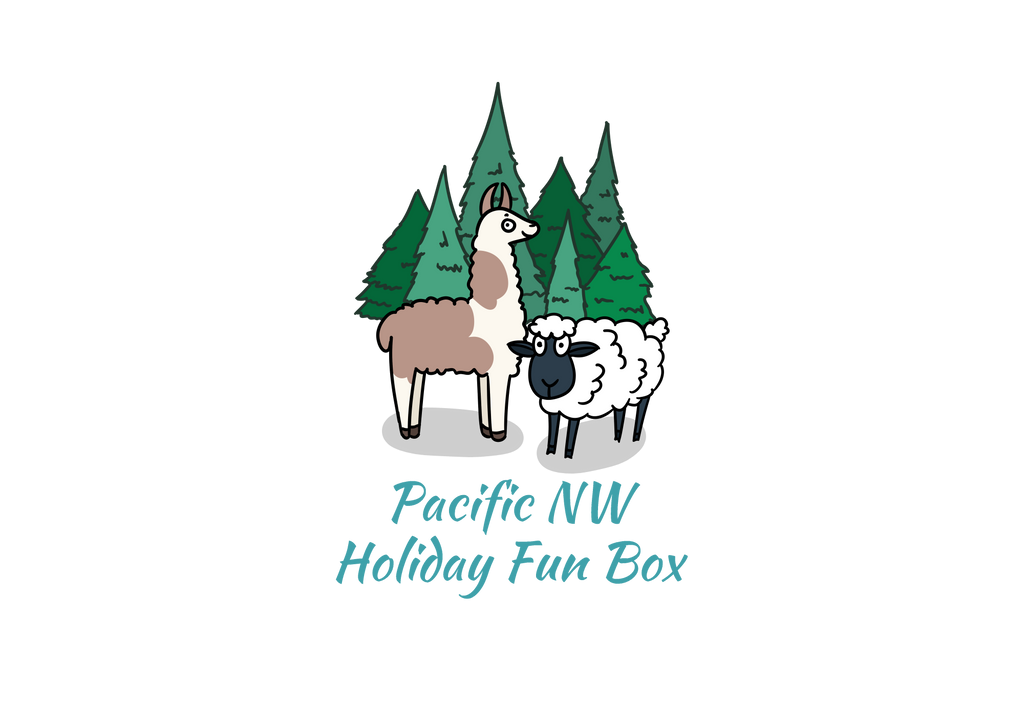 Pacific NW Holiday Fun Box 2020