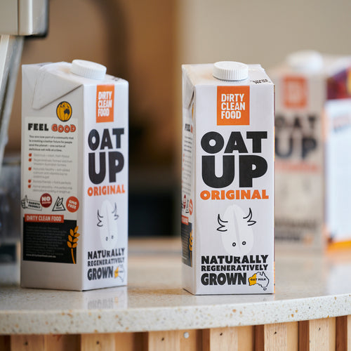 OatUP - Original Oat Milk
