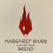 Load image into Gallery viewer, Margaret River Woodfired Bread - Rock Rye bread (750g, Yeast Free)