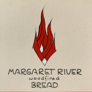 Margaret River Woodfired Bread - Rock Rye bread (750g, Yeast Free)