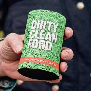 Dirty Clean Food Stubby Holder