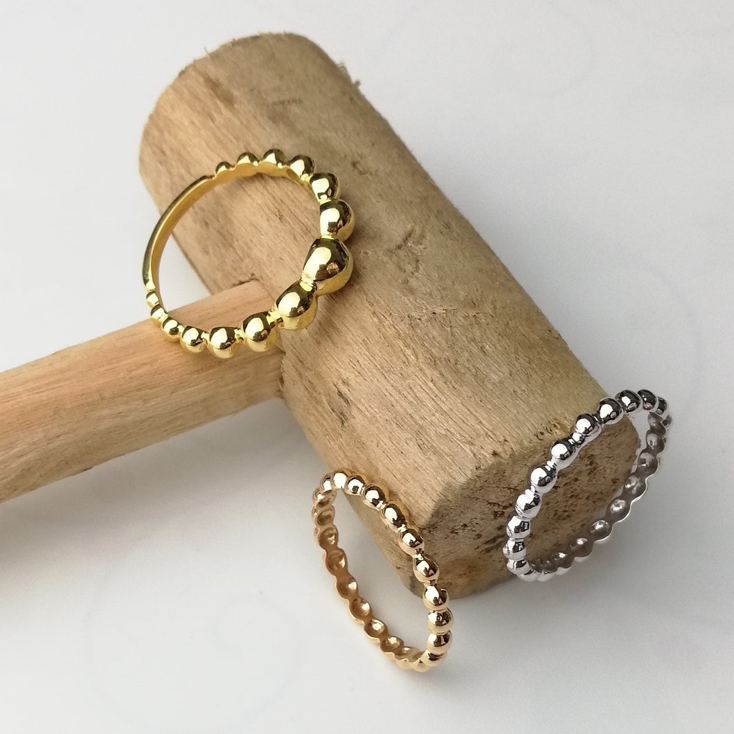 CAMILLE BUBBLE RINGS