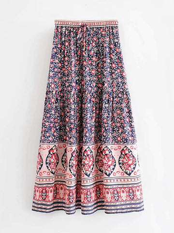 BRIENNE Maxi Skirt-Skirts- Boheme Junction