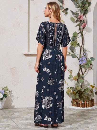 JOLIE Maxi Dress-Dress- Boheme Junction