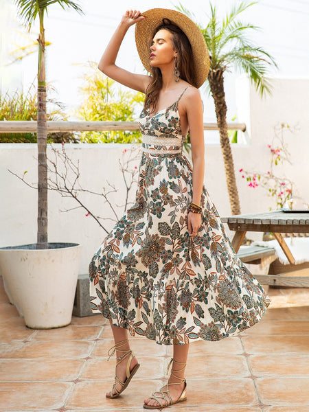 KINGSLEA Midi Dress-Dress- Boheme Junction