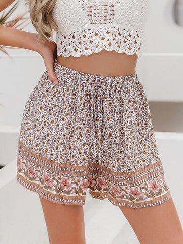 LILLY Shorts- Boheme Junction