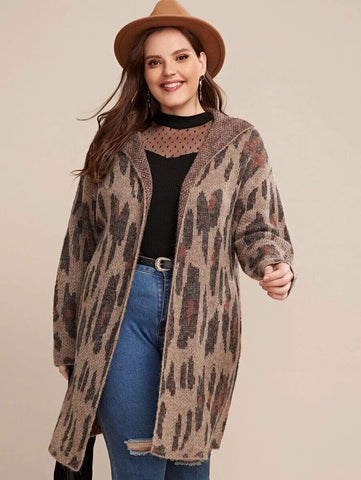 PLUS SIZE Dione Cardigan-Cardigan- Boheme Junction