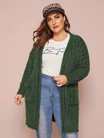 PLUS SIZE Genova Cardigan-Cardigan- Boheme Junction