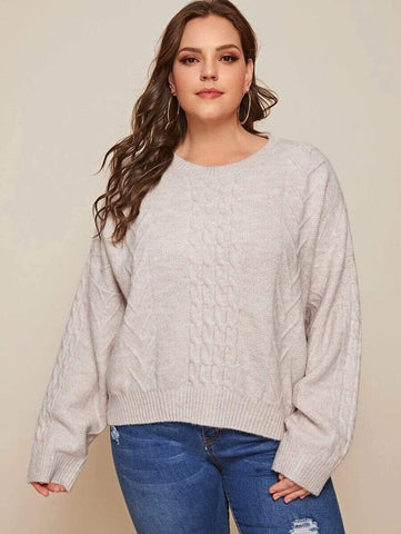 PLUS SIZE Meena Jumper-Jumper- Boheme Junction