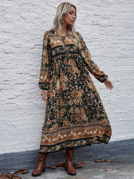 SONNY Maxi Dress-Dress- Boheme Junction