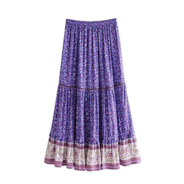SYMPHONY Maxi Skirt-Skirts- Boheme Junction