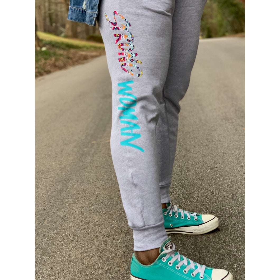 Strong Woman Joggers