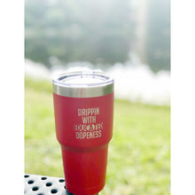 Educated Dopeness Tumbler