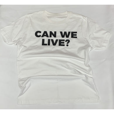 Can We Live Tee (Youth Sizes)