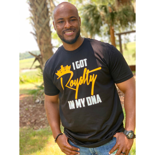 Royalty In My DNA - Short Sleeve