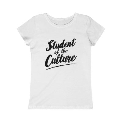 Student of the Culture -  Girls Youth Tee