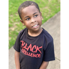Black Excellence Youth Tee