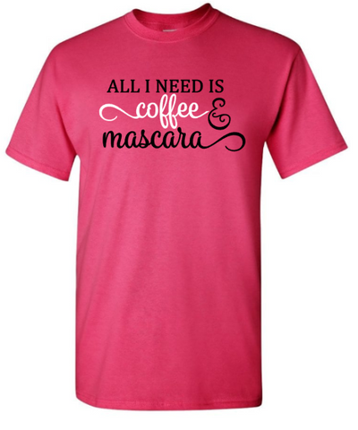 Coffee & Mascara T-Shirt