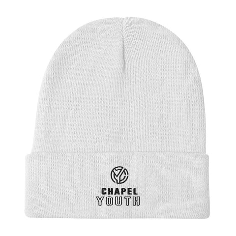 CY Embroidered Beanie