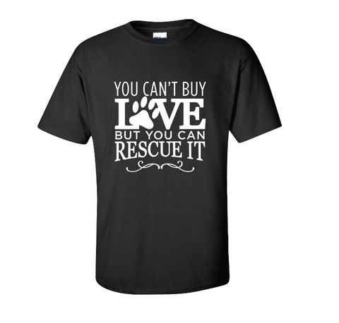 Rescue Love T-Shirt