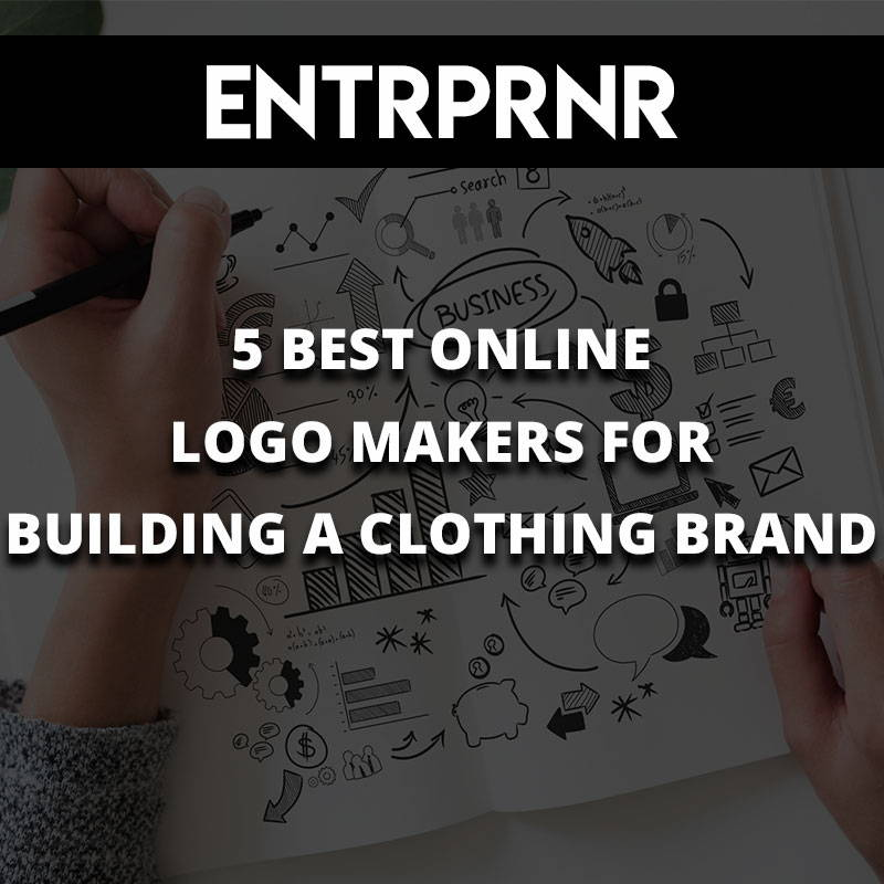 5 Best Online Logo Makers For Building a Clothing Brand