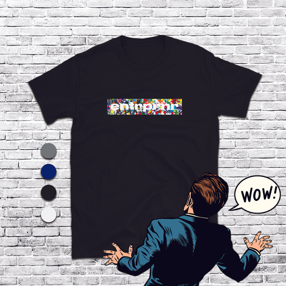 Load image into Gallery viewer, Official STREET ART Brand – ENTRPRNR®️ Unisex T-Shirt
