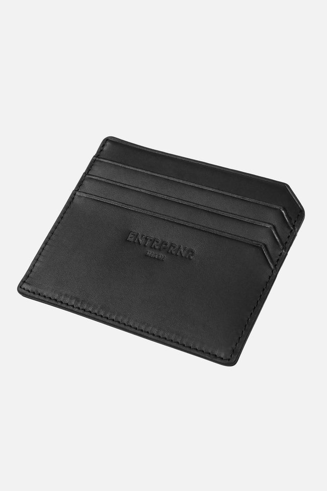 All - Full Grain Leather ENTRPRNR Card Holder