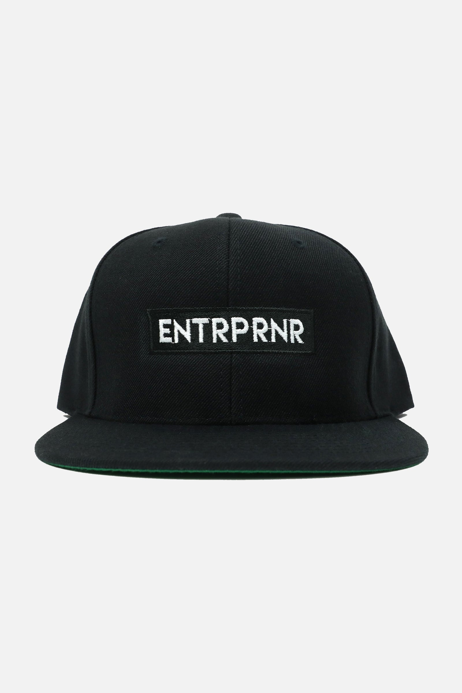 Classic ENTRPRNR Snapback - ENTRPRNR® | The Entrepreneur's Clothing Brand. | Stagnancy is the Enemy. Action is King.