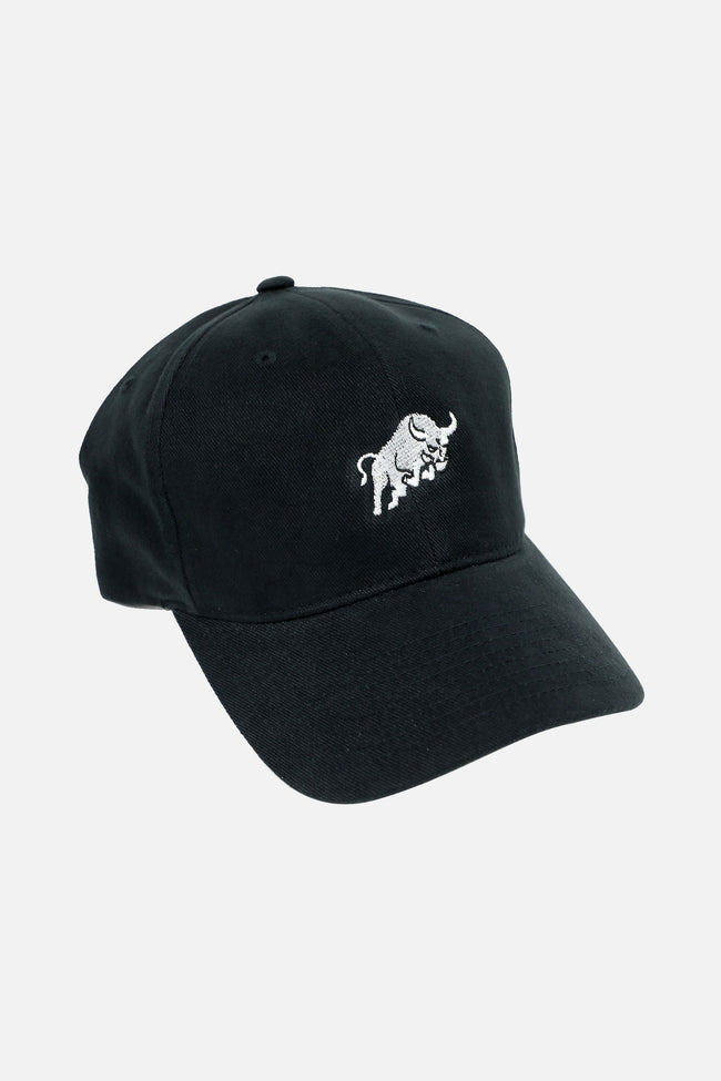 Headwear - ENTRPRNR Bull Strap Back Hat - Black