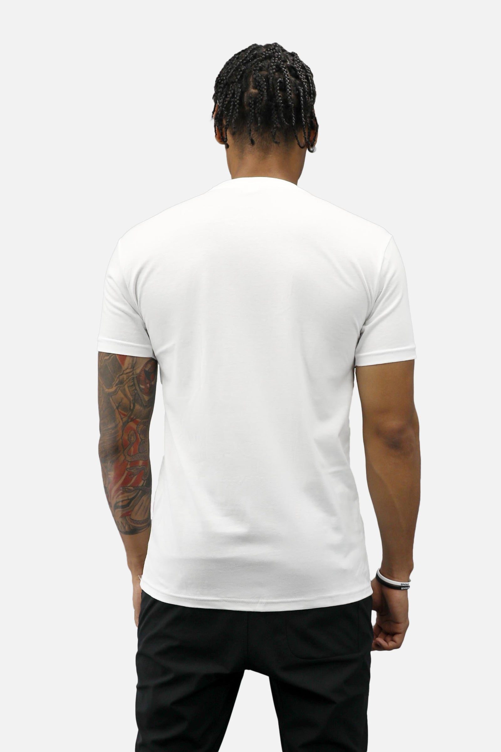 Shirts - They Sleep, We Sell ENTRPRNR Tee – White
