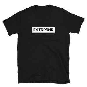 Load image into Gallery viewer, Origin White Brand – ENTRPRNR®️ Unisex T-Shirt