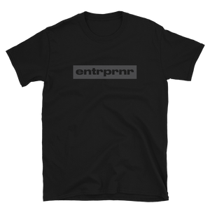 Load image into Gallery viewer, Official Black Brand I – ENTRPRNR®️ Unisex T-Shirt