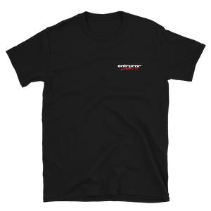 Load image into Gallery viewer, Official ICONIC Light Full White and Tagline - ENTRPRNR®️ Unisex T-Shirt