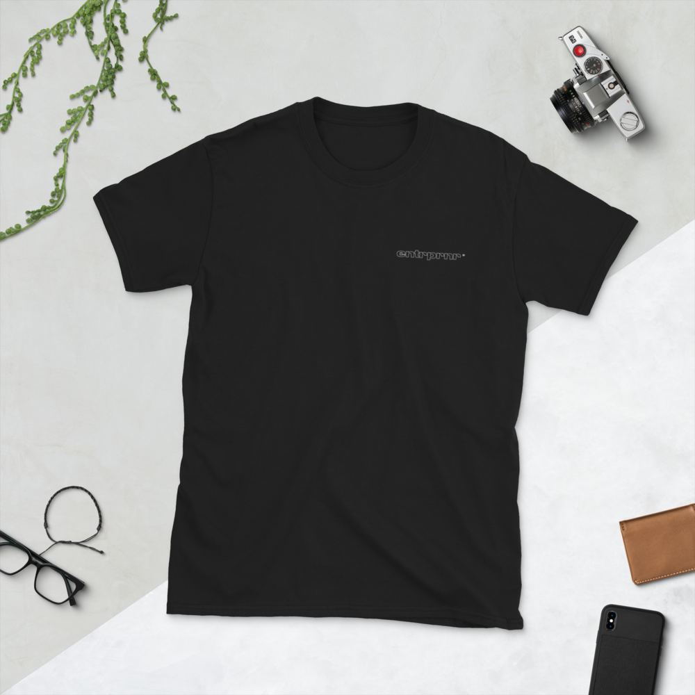 Load image into Gallery viewer, Official ICONIC Light White - ENTRPRNR®️ Unisex T-Shirt