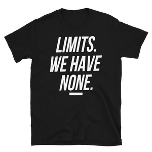 Miami Collection Limits We Have None - ENTRPRNR®️ Unisex T-Shirt