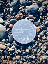 "Sticker / Decal - Anacortes 3"" Gray - CAVU Creations"