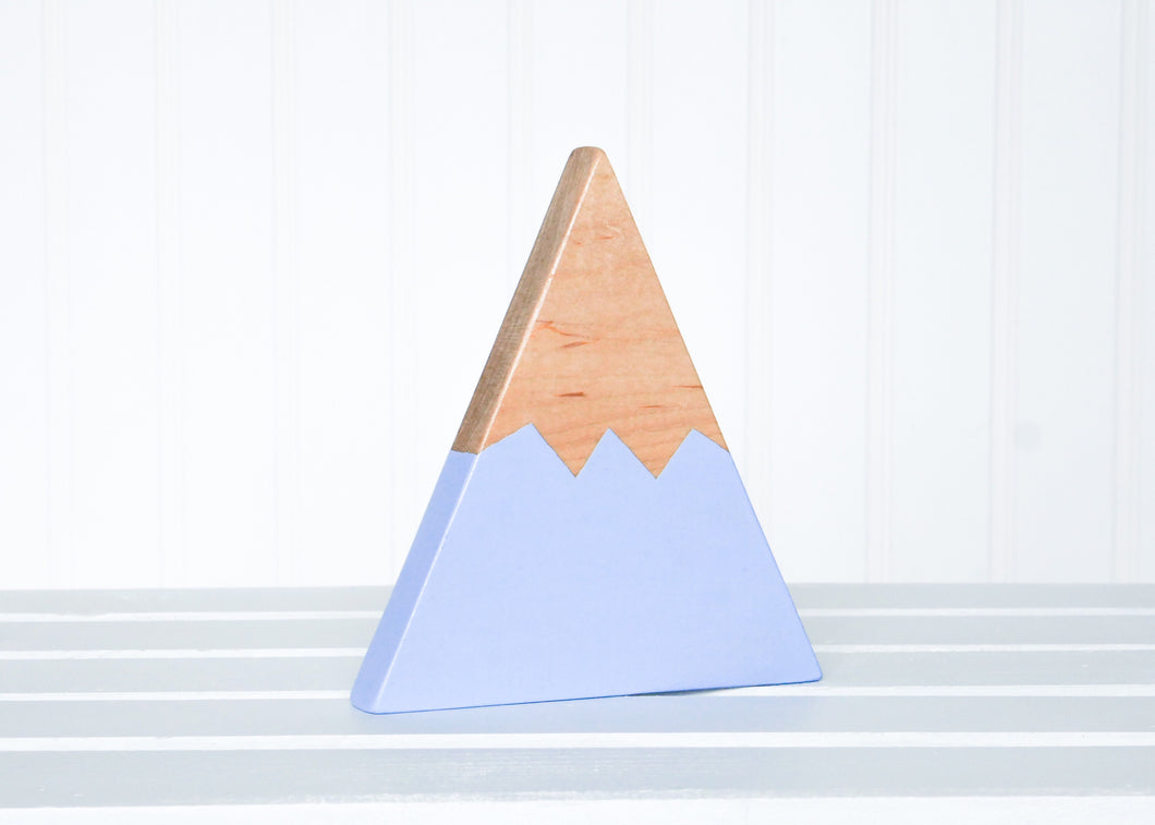 Wooden Mountain - Periwinkle Blue - Sierra - CAVU Creations