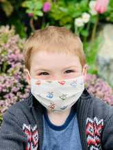 Fabric Face Mask - Child - CAVU Creations