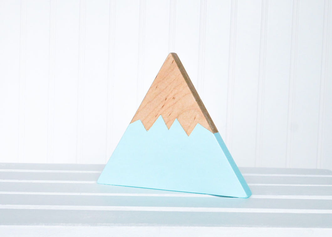 Wooden Mountain - Mint - Olympic