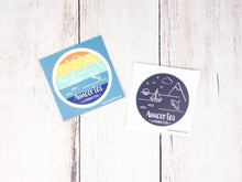"Sticker / Decal - Anacortes 3"" Sunset - CAVU Creations"