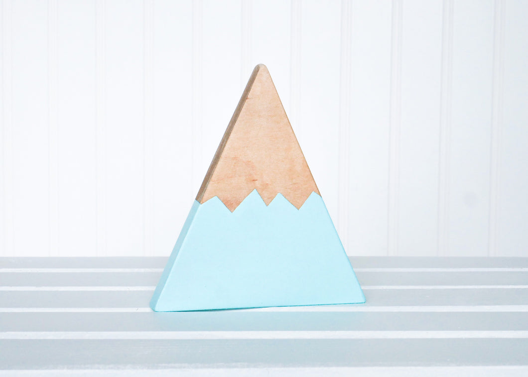 Wooden Mountain - Mint - Sierra - CAVU Creations