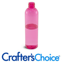 8 oz Pink Bullet Bottle - 24/410