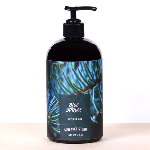 Blue Spruce Shower Gel