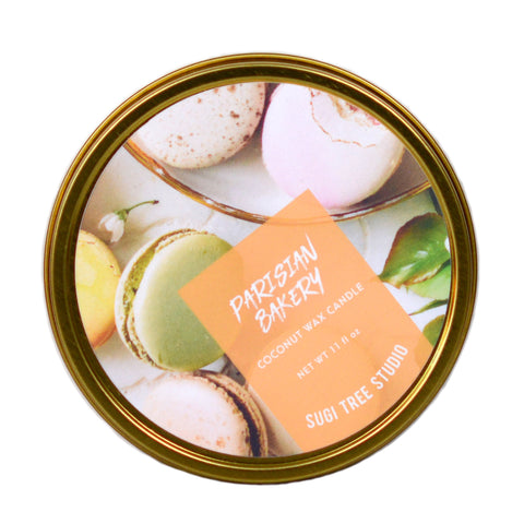Parisian Bakery Candle - Double Wick